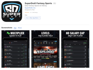 Sportnco goes live in the US with SuperDraft Free SportsBook App